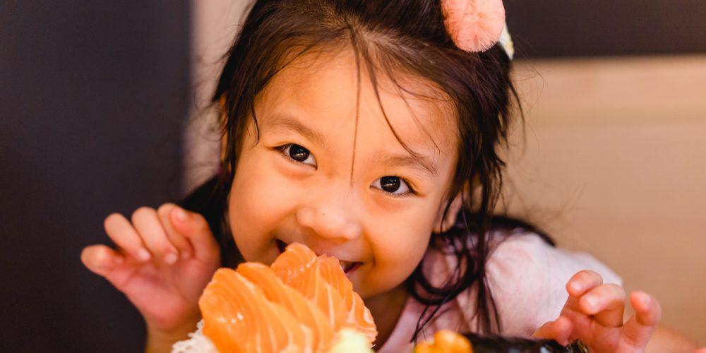 Ricetta Salmone Neonato.Posso Cucinare A Mio Figlio Una Ricetta Con Salmone Affumicato